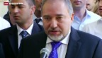 Video «Freispruch für Lieberman» abspielen