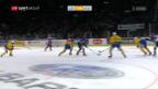 Video «Davos schlägt die ZSC Lions mit 3:1» abspielen