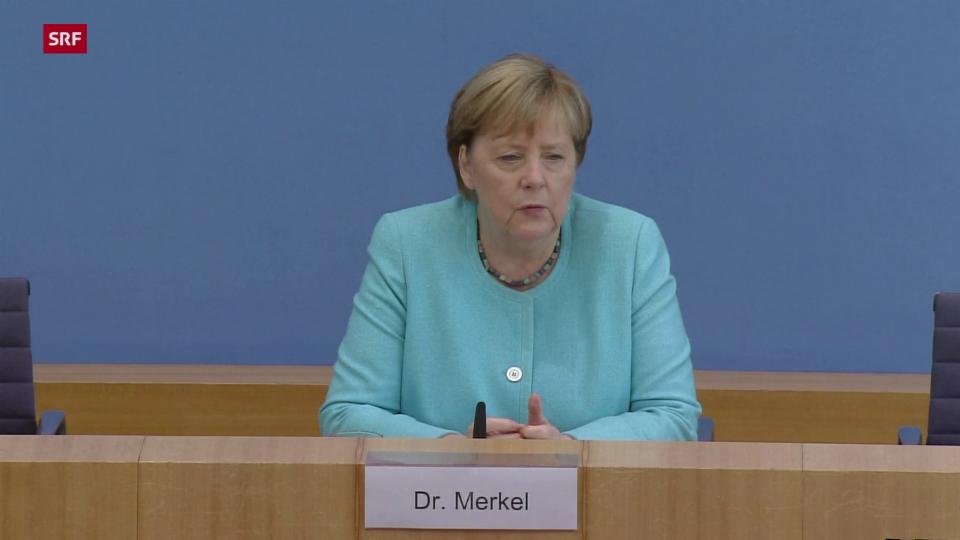 Merkel: «Die Differenzen bleiben»