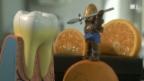 Video «Karies & Co. - Was die Zahnkiller unschädlich macht» abspielen