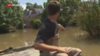 Video «Wirbelsturm «Harvey» hinterlässt Millionenschäden» abspielen