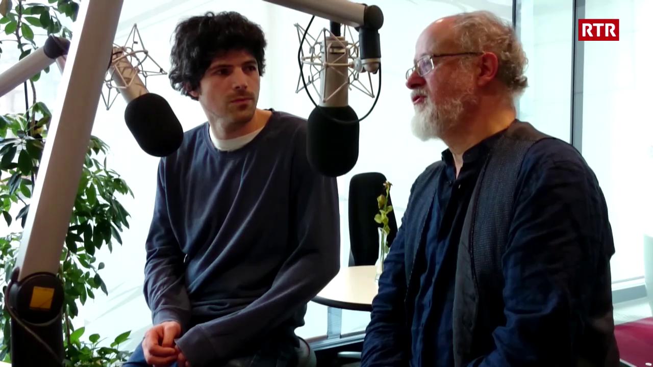 Luis Coray e Pascal Gamboni sin vista tar RTR
