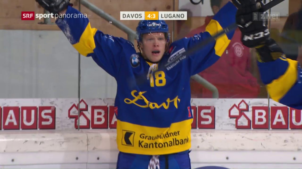 Die Davoser sind die Overtime-Könige