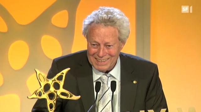 Ehren-Prix-Walo für Beny Rehmann