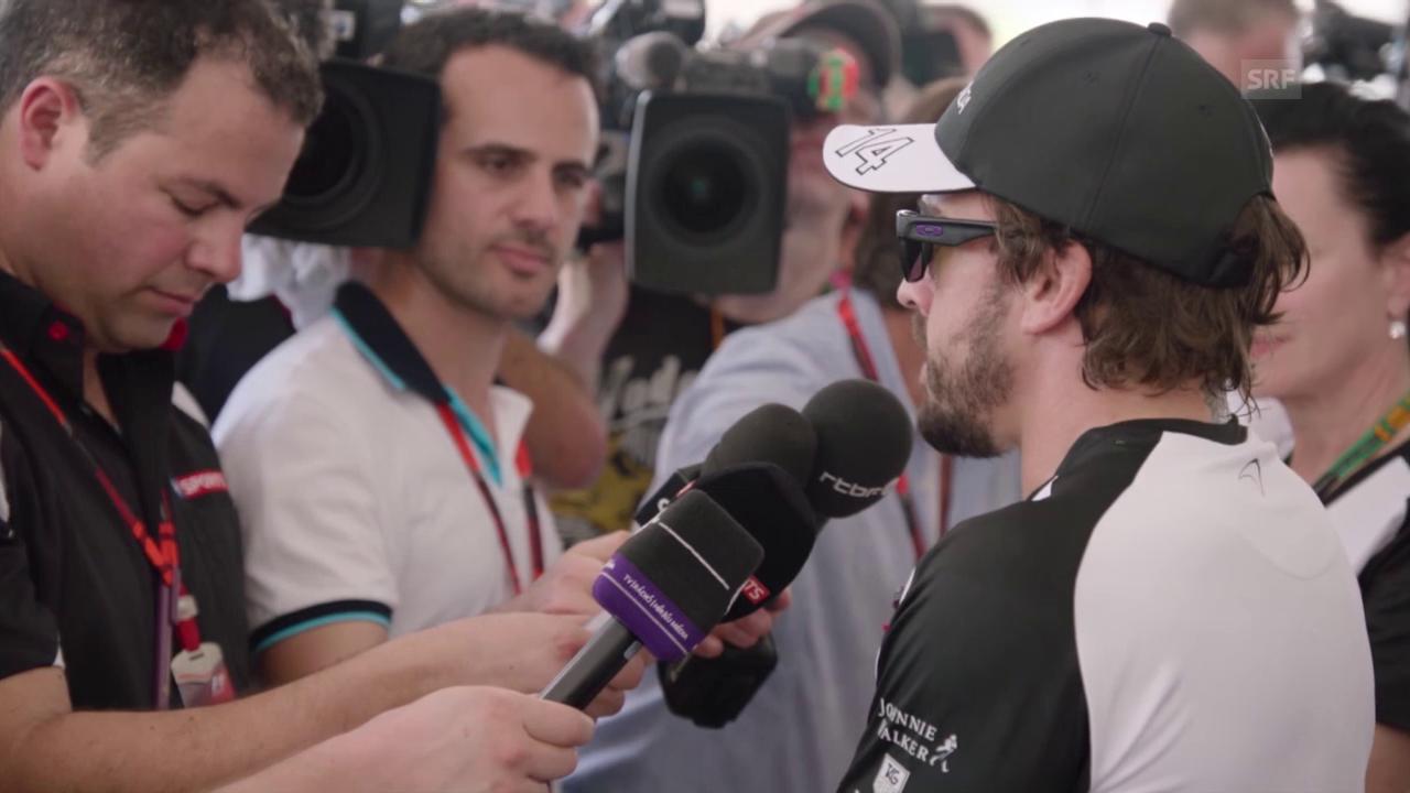 Formel 1: Alonso vor dem GP von Malaysia