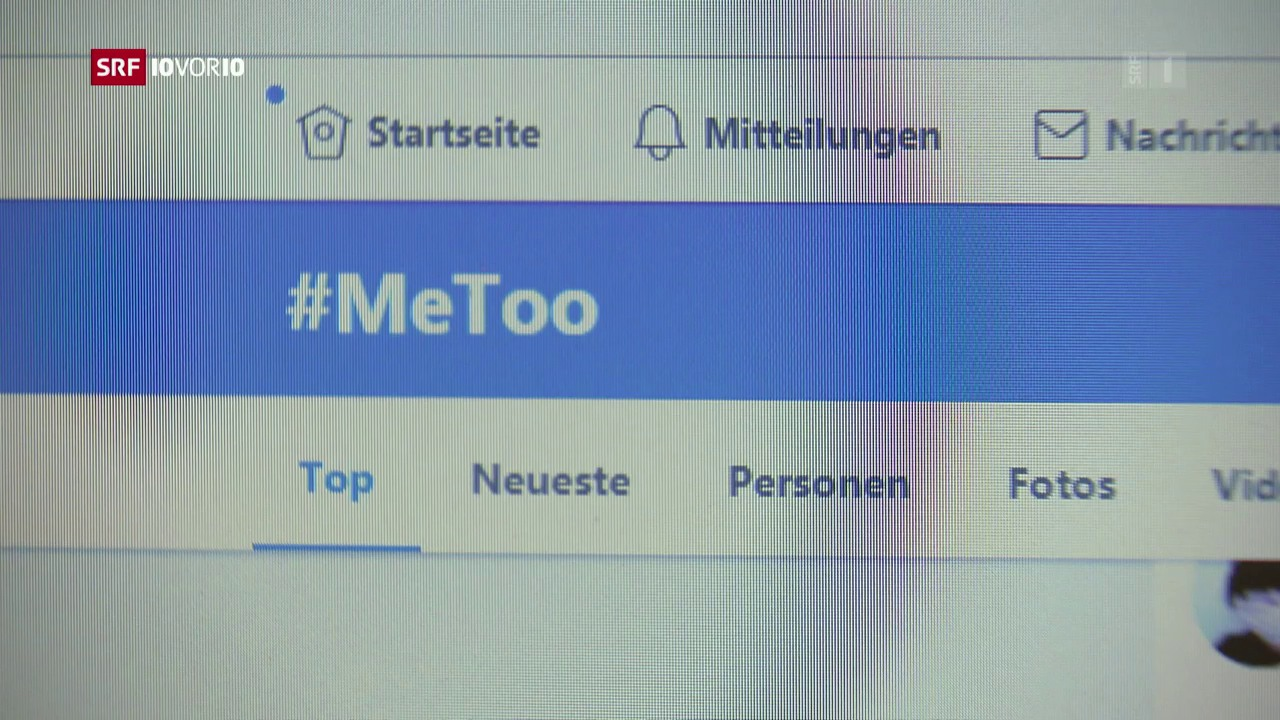 #MeToo: Hunderttausende sprechen über sexuelle Belästigungen