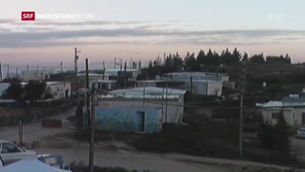 Video ««Ende der Zweistaaten-Lösung»» abspielen