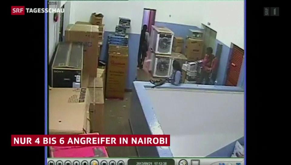 Terrorangriff auf Einkaufszentrum
