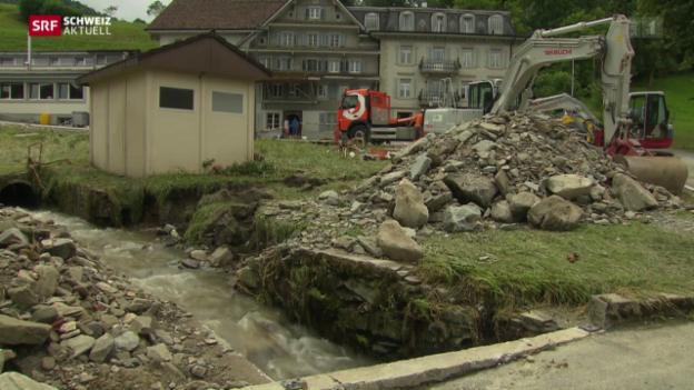 Video «Schweiz aktuell vom 08.06.2015» abspielen
