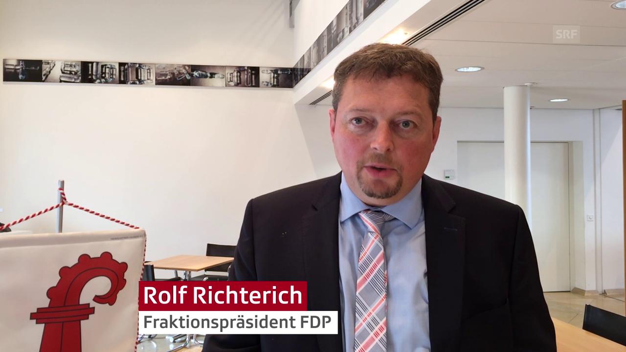 Rolf Richterich, FDP: Grösster Erfolg?