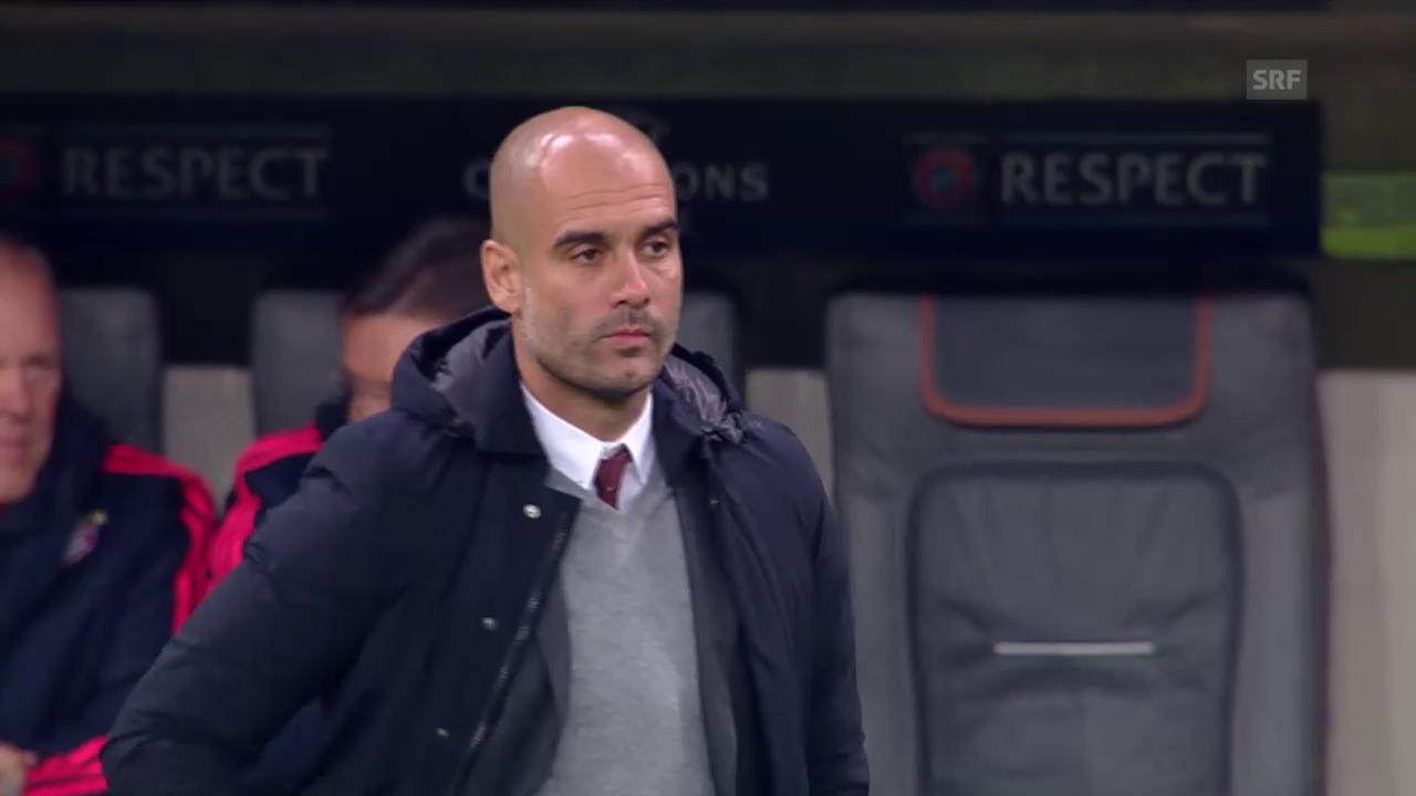 Fussball: Bayern München - Olympiakos Piräus