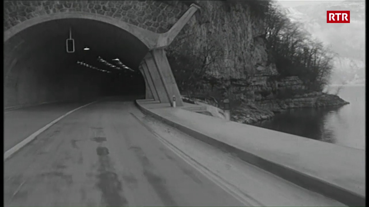 Nova via dal Lai Rivaun - Antenne dals 18-12-1963