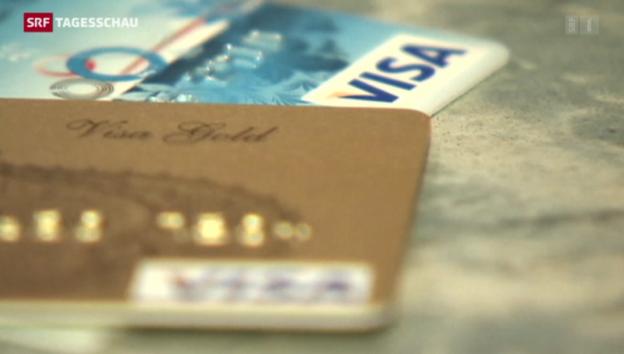 Video «Geringere Gebühren beim «Plastikgeld»» abspielen