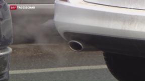Video «Kampf den Diesel-Autos» abspielen