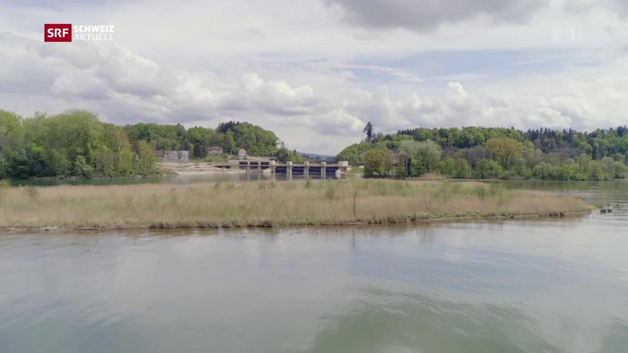 Aare-Hagneck-Kanal ausgezeichnet