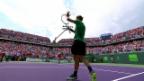 Video «Die Live-Highlights bei Federer - Nadal» abspielen