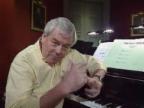 Video «George Gruntz spielt mit Basler Fasnächtlern» abspielen