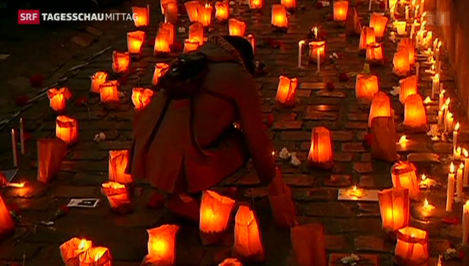 Gedenktag an den Putsch in Chile