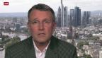 Video «Gegenseitige Schuldzuweisungen im Ukraine-Konflikt» abspielen
