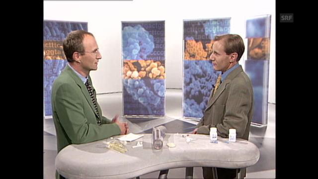 «Puls» vom 14.05.1998: Was ist von Viagra zu erwarten?