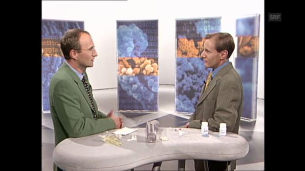 Video ««Puls» vom 14.05.1998: Was ist von Viagra zu erwarten?» abspielen