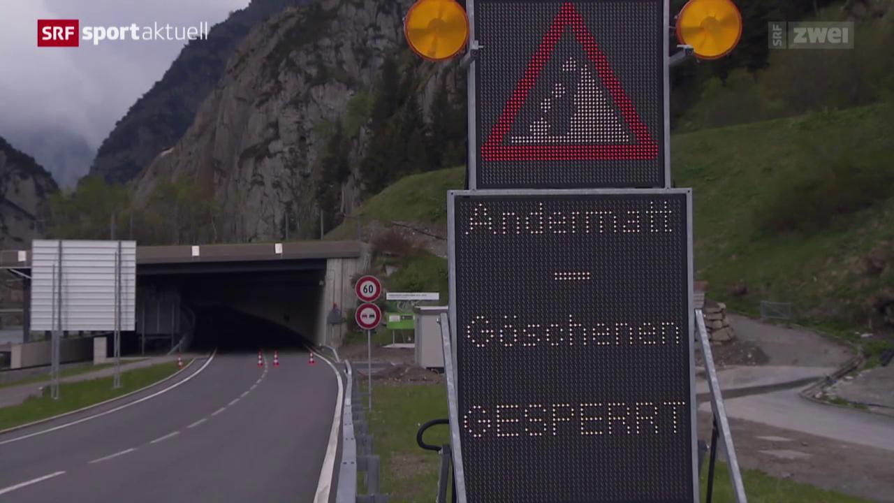 Rad: Medienkonferenz Tour de Suisse