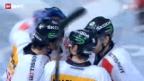 Video «Eishockey: Schweiz - Kanada» abspielen