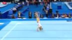Video «Turnen: EM in Moskau, Bodenfinal» abspielen