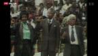 Video «Nelson Mandelas Leben» abspielen