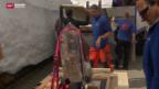 Video «Riesenkristalle in der Gotthardfestung» abspielen