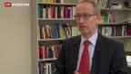 Video «Schwierige Verhandlungen mit Brüssel» abspielen