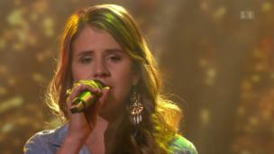 Video «Eliane mit «Flawless»» abspielen