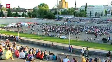 Offene Rennbahn Oerlikon: Velofans kämpfen um die historische Sportstätte