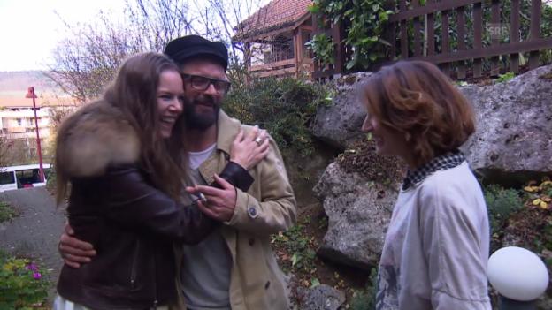 Video «Special Guest Rebekka Bakken trifft ein» abspielen