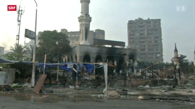 Über 500 Tote in Ägypten