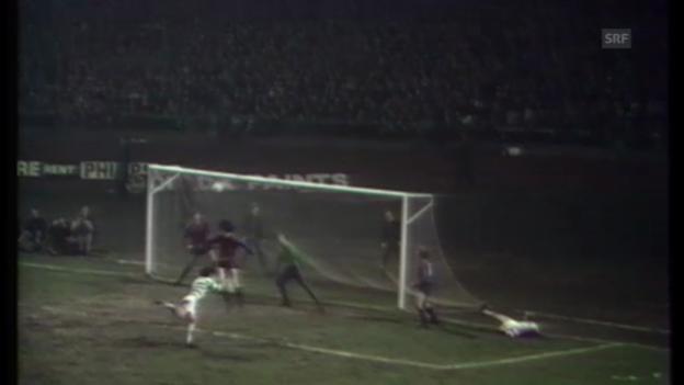 Video «Basels Auftritte in Viertelfinals des Europacup» abspielen