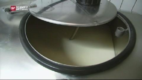 Wunschreportage: Der Weg der Milch