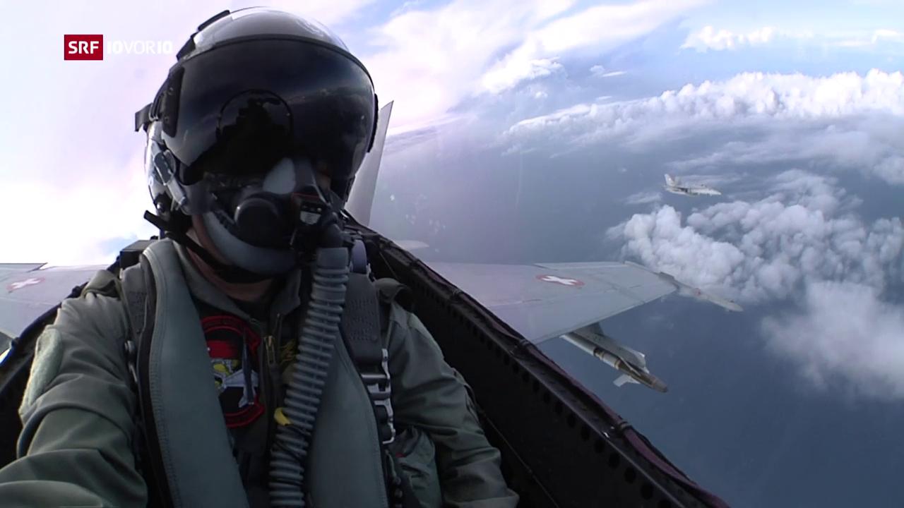 Sollen Kampfjets aufgerüstet werden?