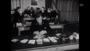 Video «Was passiert mit dem alten SBB-Billett? (1968)» abspielen