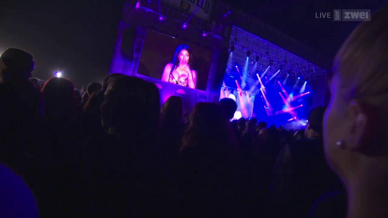 Nicki Minaj - Openair Frauenfeld 2015