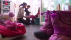 Video «Missbrauchs-Verdacht: Krippen wollen keine Meldepflicht» abspielen