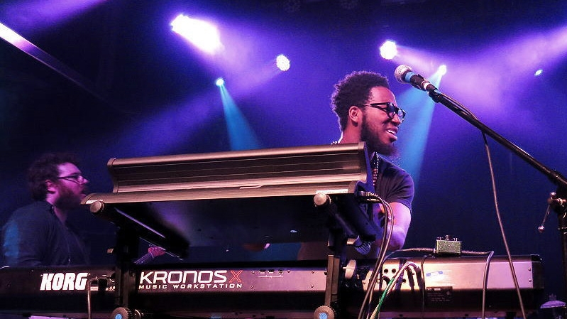 Cory Henry: «I want to be ready»