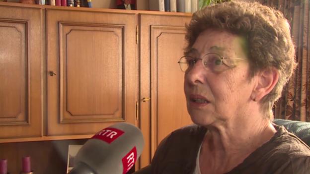 Laschar ir video «Gertrud Capeder, Casti»