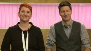 Video ««Ich oder Du»: Steffi Buchli und Reto Müller» abspielen
