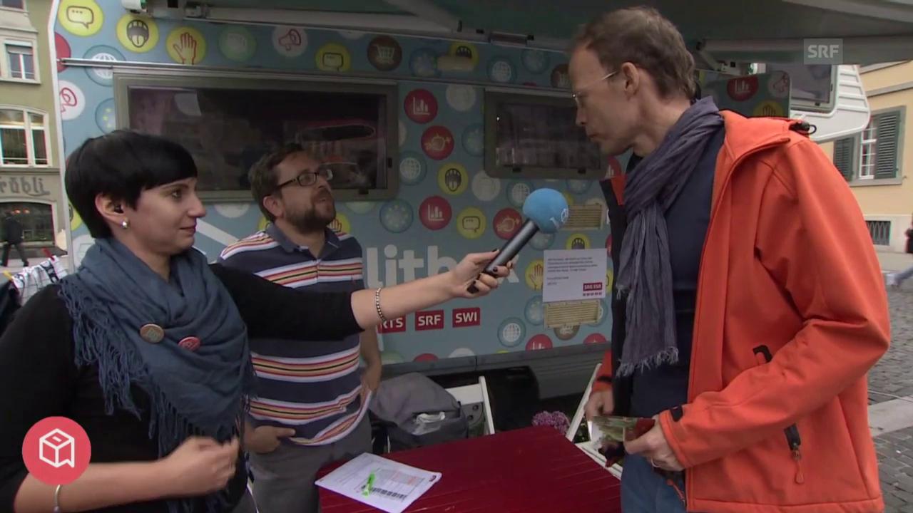 politbox on tour #9: Live-Sendung aus Winterthur