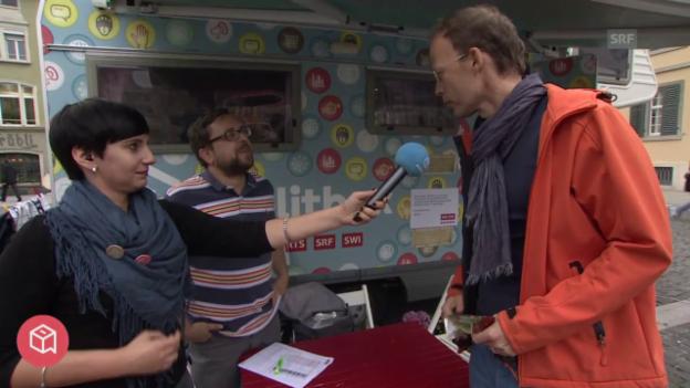 Video «politbox on tour #9: Live-Sendung aus Winterthur» abspielen