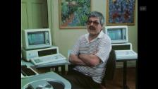 Video «Ein Tag in der schönen neuen Welt der Heimcomputer (1983)» abspielen