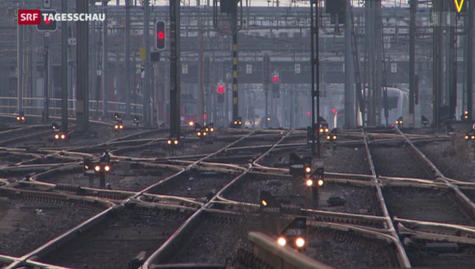 SBB: Neues System gegen Strom-Blackout