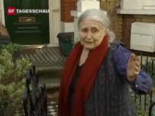 Video «Nobelpreis für Literatur geht an Doris Lessing» abspielen