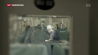 Video «Organspenden-Rekord» abspielen